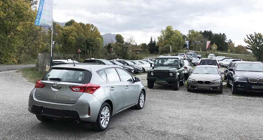 Vente de véhicules d'occasion à Gap, bénéficiez de conseils d'experts  Garage Ava Auto